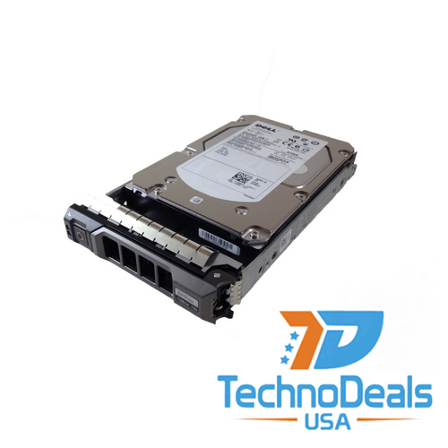 dell 750gb 7.2K 3.5' Sata hdd  HUA721075KLA330  front