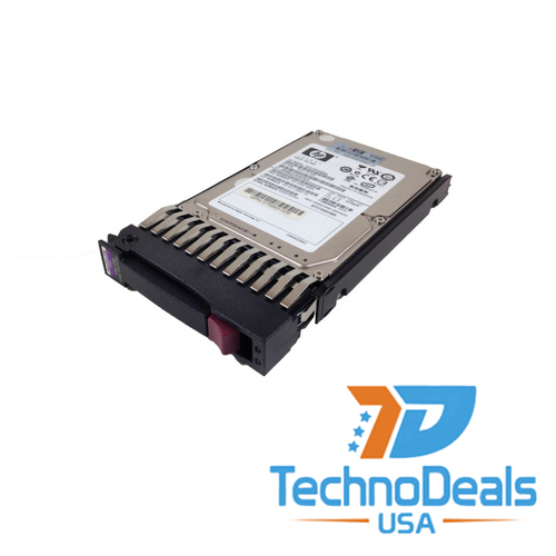 hp 72gb 10k sas 2.5' h-plug hard drive  375863-014