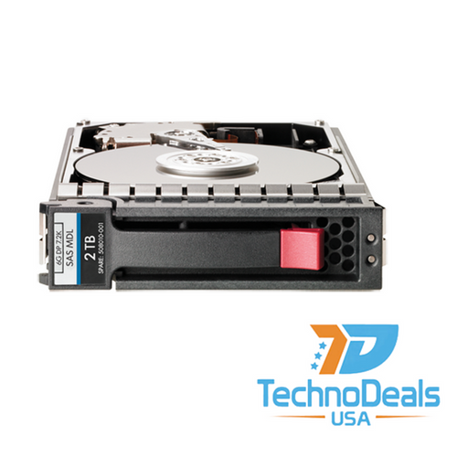 HP 146GB 10K SAS DUAL PORT DRIVE W/ TRAY 2.5 ST9146802SS-HP