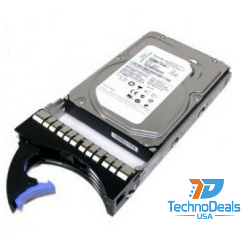 IBM 73GB 15K 3.5 SAS HDD 40K1043