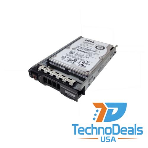 dell 300gb 10k 6gb/s 2.5' sas hard drive H523N