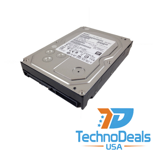 """Hitachi 3TB 7.2k RPM 64MB Cache 3.5"""" SAS-6Gb/s HDD HUS723030ALS640"""