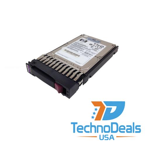 hp 36gb 10k sas 2.5' hot plug hard drive 375863-001