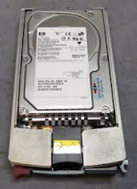 HP 36.4GB U320 SCSI 10K RPM HARD DRIVE BD03685A24