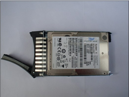 IBM 300GB 6G Serial Attached SCSI SAS 2.5-inch 10K Single Port Slim Hot-Swap Hard Drive  42D0638