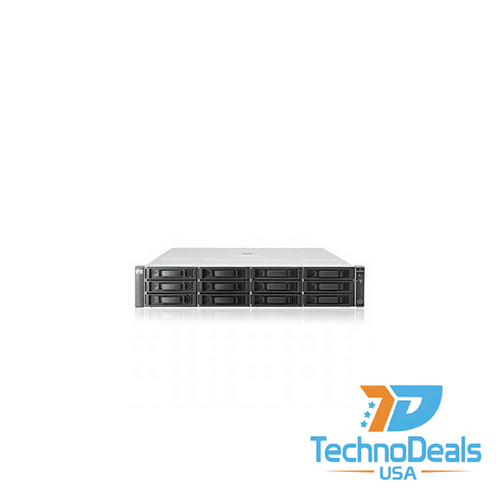 HP Storageworks 12 Bay Disk Enclosure Fiber channel for EVA RAID Arrays 	AG638B