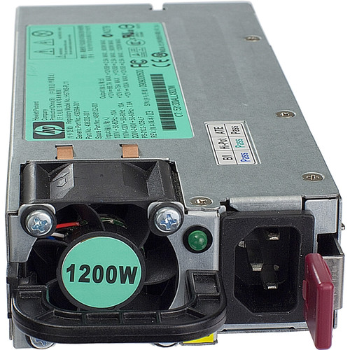 HP 1200W 12V HOTPLUG ACC POWER SUPPLY ML350 G6 HSTNS-PL11