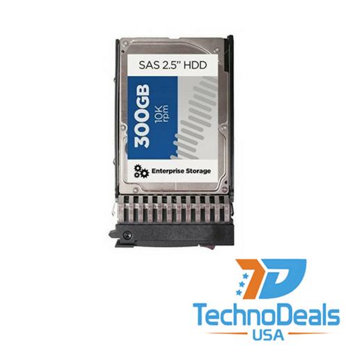 HP 300GB 2.5 10K 6G SAS SC HARD DRIVE 713825-B21