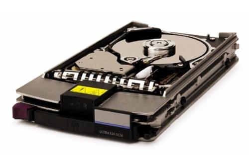 HP 72.8GB 10K U320 PLUGGABLE SCSI HARD DRIVE 271837-004