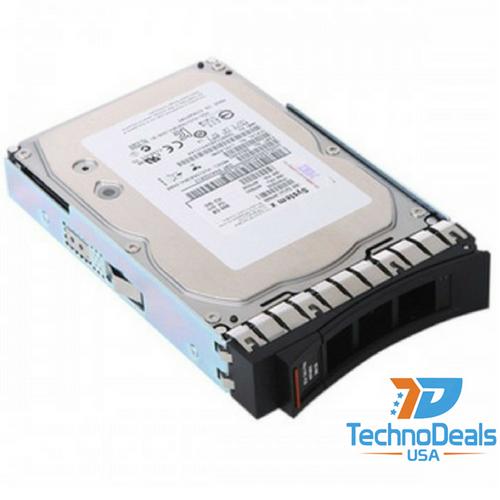 IBM 81Y9670 300 GB 15000 RPM 2.5 inch SFF Slim Hot Swap SAS-6Gb/s Hard Drive With Tray 81Y9670
