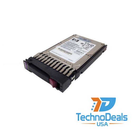 HP 300GB 10K SAS SFF DP HDD 492620-B21