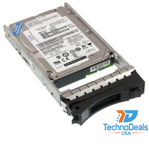 IBM 600GB 10K RPM 6GB 2.5INCH SAS HARD DRIVE 49Y2048