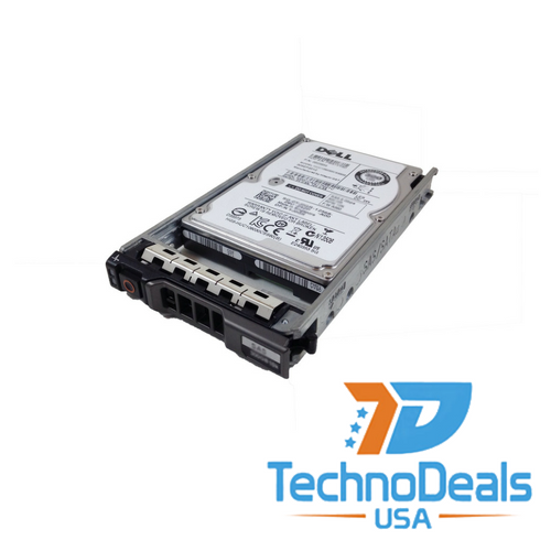 dell 900gb 10k 2.5' sas hard drive  RC34W