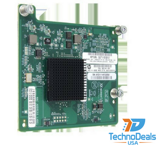 HP QMH2572 8GB FIBRE CHANNEL HOST BUS  651281-B21