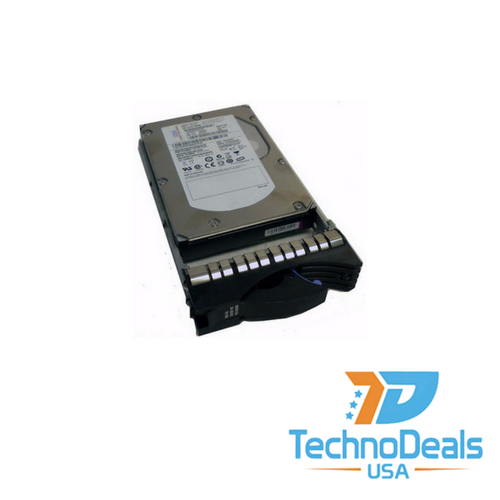 IBM 300GB 15K RPM 4GBPS FC HDD 42D0417