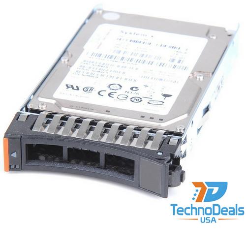 IBM 73GB 15K 6GBPS SAS H/S SFF 2.5 42D0672