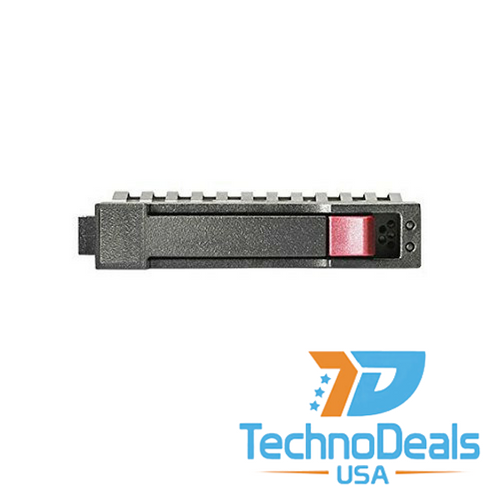 HP 900 GB 10000 RPM 2.5 inch SAS 6Gb/s Hot-Swap Internal Hard Drive w-Tray QR496A