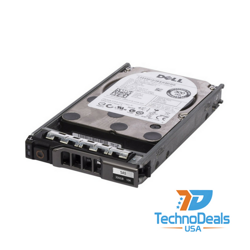 DELL 300GB 10K SFF SAS HARD DRIVE CWHNN