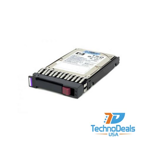 HP 300GB 6G SAS 10K RPM SFF M6625 HARD DRIVE AP875A
