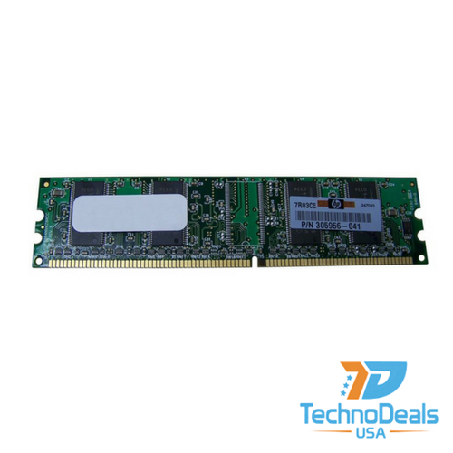 HP 8GB (2X4GB) 2RX4 PC2-6400P MEMORY FOR G6 504465-061