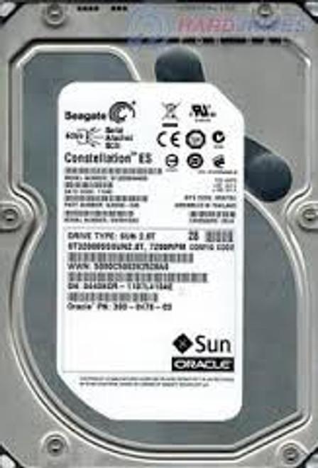 """SEAGATE 2TB SAS 7.2K 6GB LFF 3.5"""" HARD DRIVE 9JX248-176"""