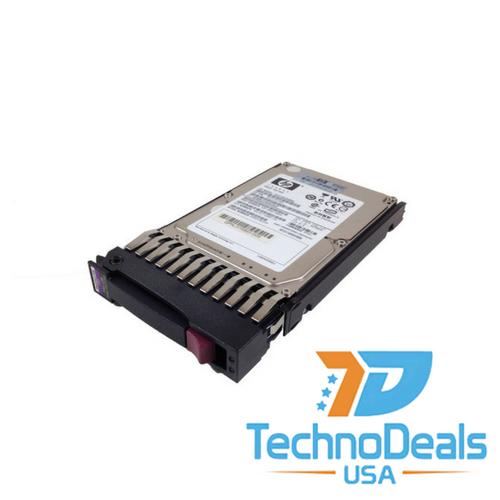"""HP 300GB 3G SAS 15K 3.5"""" SP HDD 480528-001"""