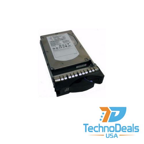IBM 146.8GB 15K 4 GBPS FC HDD 44E5638