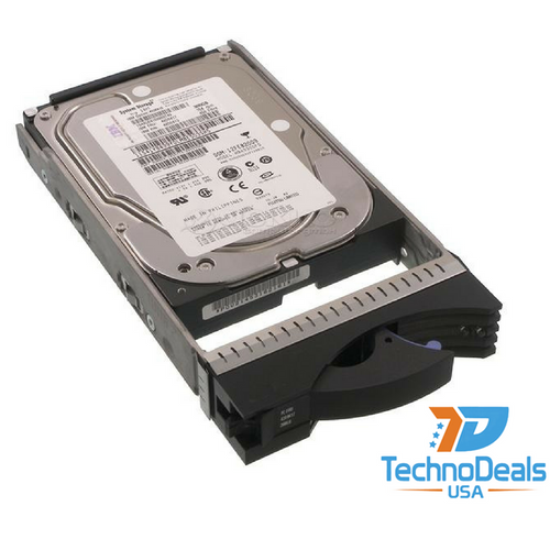 IBM 300GB 15K RPM 4GBPS FC HDD 42D0410