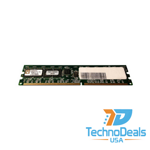 IBM 1GB PC1600 CL2 ECC DDR SDRAM DIMM 33L3285