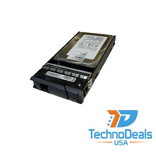 """Netapp 600GB 15K 3.5"""" SAS Hard Drive/ W Tray 46X0884"""