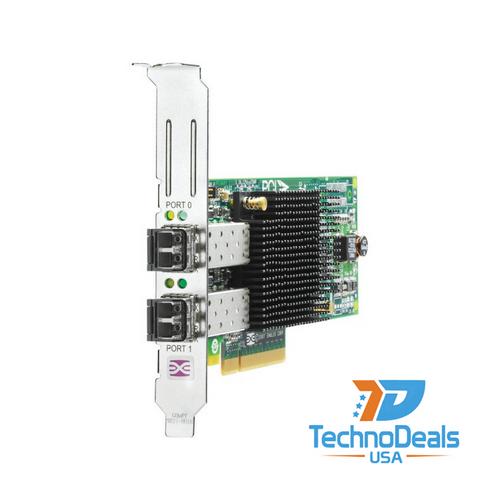 HP 82E 8GB PCIe DUAL PORT HBA AJ763A
