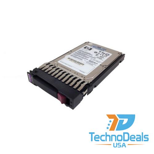 HP 72GB 15K 6G SAS 2.5IN DP HDD  512545-B21