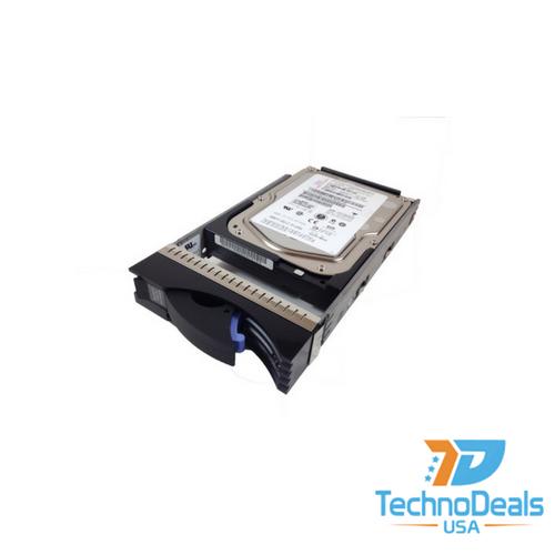 IBM 300GB 10K 2Gb 3.5-inch Hot-Plug Fibre Channel Drive 42D0370