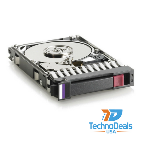 HP M6625 300GB 6G SAS 15K 2.5IN HARD DRIVE QR477A
