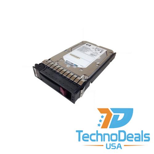 HP 450 GB 15000 RPM 3.5 inch SAS 6Gb/s Hot-Swap Internal Hard Drive 652615-B21