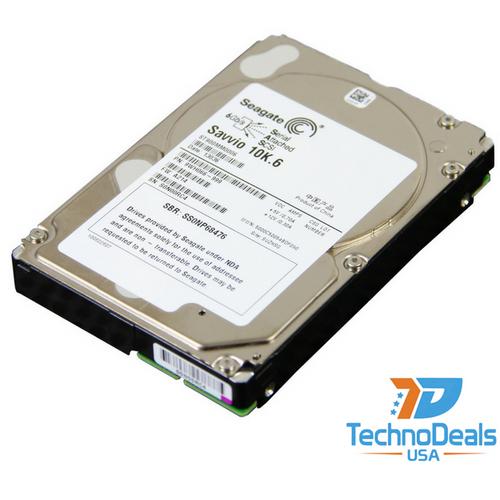 Seagate 600GB 6G 10K SFF SAS Hard Drive ST600MM0006