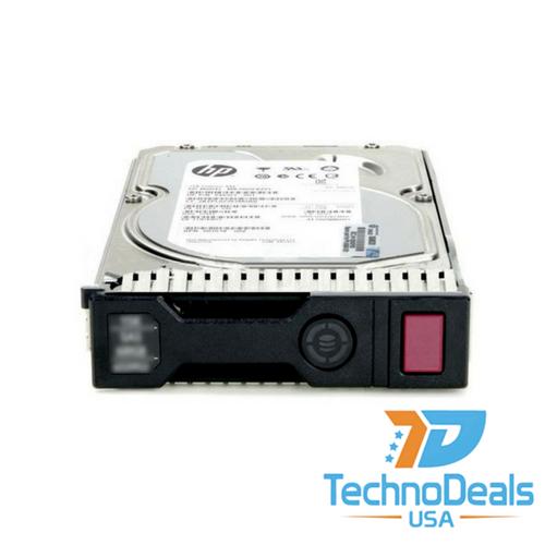 "HP 450GB 15000 RPM 12Gb/s 2.5"" SFF SAS Hard Drive 759210-B21"