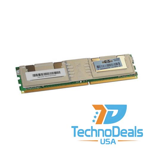 HP 2GB (2X1G) PC2-5300 FBD DL360 DL380 ML370 G5 398706-051