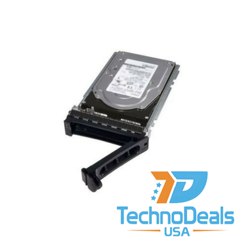 DELL 146GB 15K LFF SAS HARD DRIVE RY491