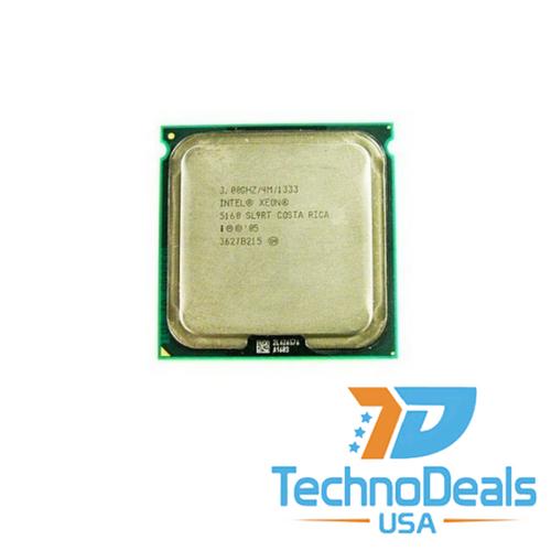 Intel Xeon Dual-Core 5160 3.0GHz  418324-B21