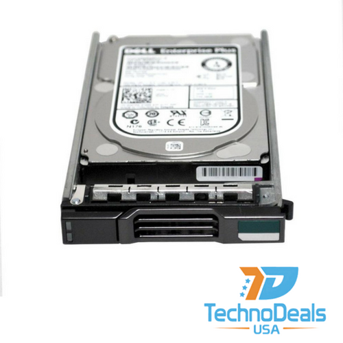 DELL 300GB 10K 6G SFF SAS HARD DRIVE 745GC