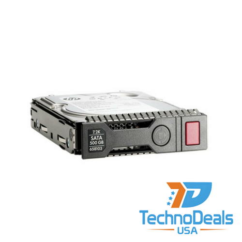 "hp 500gb 6G 7.2K 3.5"" sata hard drive 658071-B21"