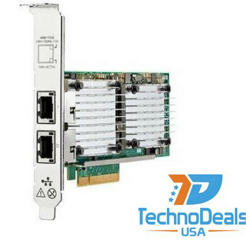 HP 10GB 2-PORT 530SFP ADAPTER 652503-b21