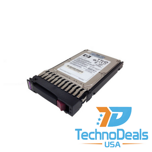 Review of the day: HP 450GB 15000 RPM 3.5 inch SAS-6Gb/s Hard Drive 375874-017