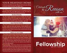 Celebrate the Reason-Brochure
