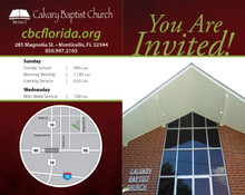 You Are Invited Church Spotlight