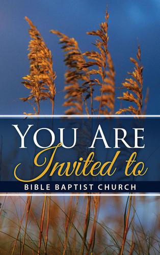 You Are Invited Sea Wheat