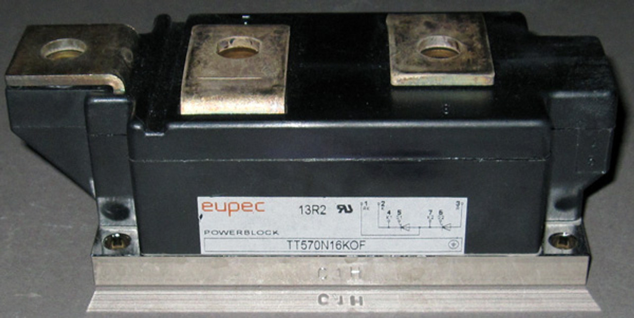 Tt570n16kof 1600v 570a Dual Scr Module Eupec Now