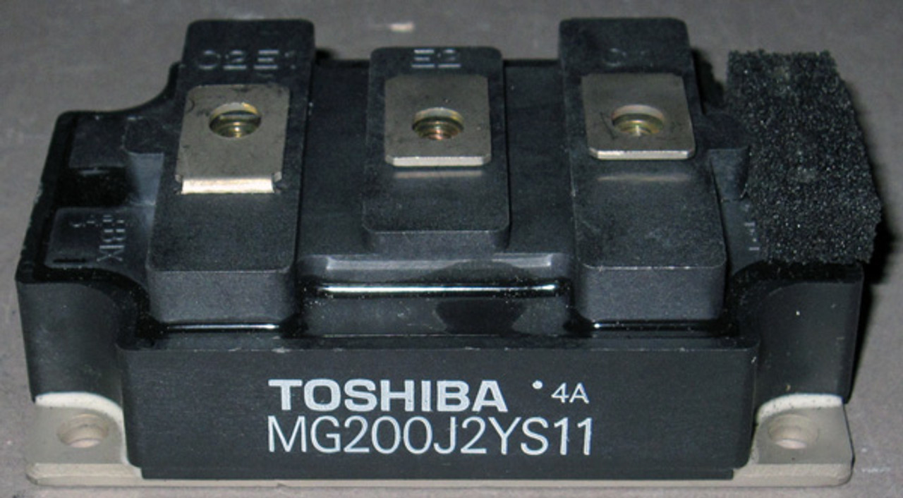 Mg200j2ys11 600v 200a Dual Igbt Toshiba Electro Store