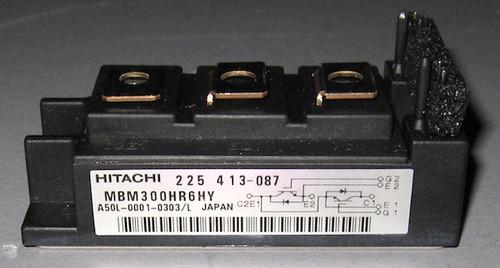 A50L-0001-0303/L (Fanuc) - Also: MBM300HR6HY (Hitachi) - IGBT - Used